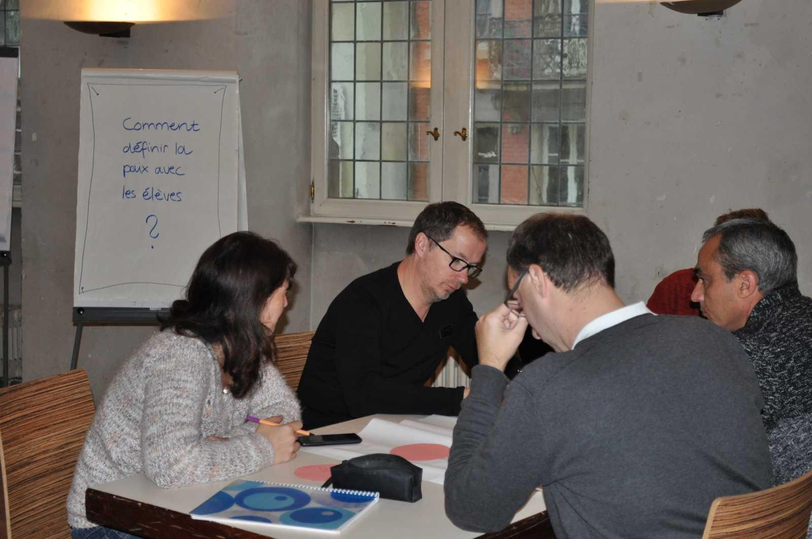 EUSTORY-France 2017-18 : Séminaire pédagogique pour les professeurs à Strasbourg