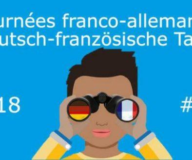 26 janvier 2018 : Journée franco-allemande et Grand Coup de Cœur à Montceau-les-Mines