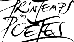 20ème édition du Printemps des Poètes à Dijon