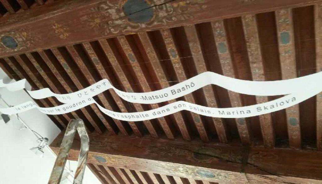 À ne pas manquer : Rencontres-lectures dans le cadre du 20ème Printemps des Poètes