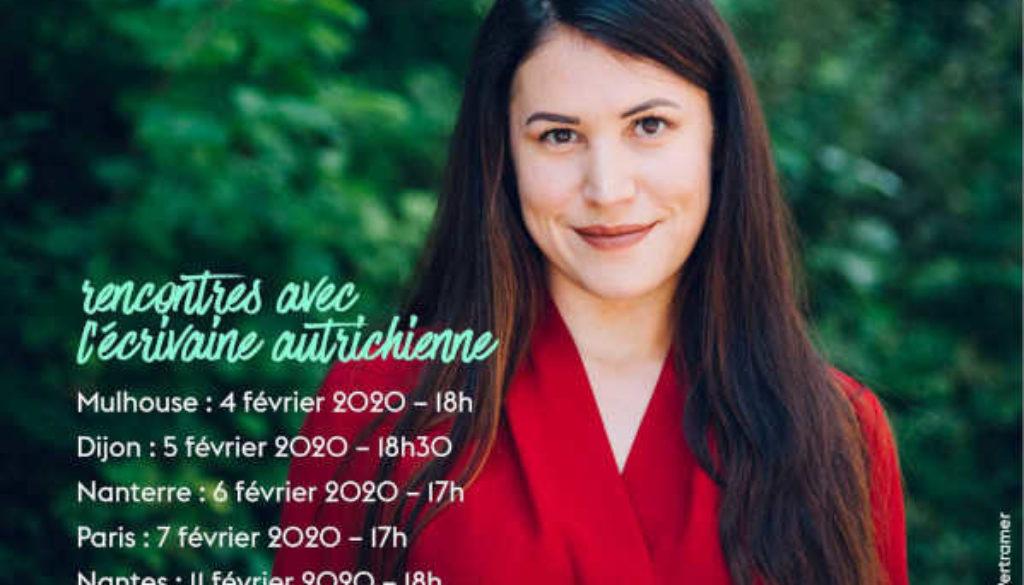 À ne pas manquer : Lecture-Rencontre avec Vea Kaiser
