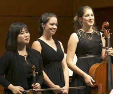 Dimanche 1er mars 2020 à  16 h : Concert : Trio Gutenberg