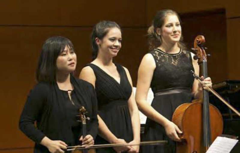 Dimanche 1er mars 2020 à  16h : Concert : Trio Gutenberg