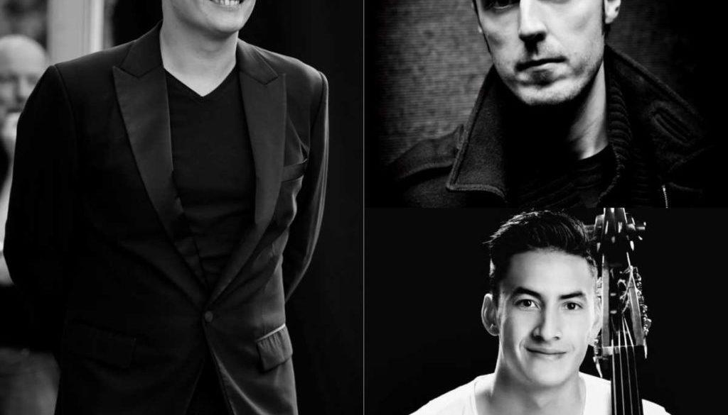 À ne pas manquer : Concert (en ligne) : Trio de l'amitié franco-allemande (Torsten Goods)