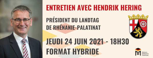 À ne pas manquer : Jeudi 24 juin 2021 à 18h30 : Entretien avec Hendrik Hering (format hybride)   Samedi 26 juin 2021 de 14h à 17h : Kinder Sommerfest et Mercredi 7 juillet 2021 à 19h : Garten Stammtisch