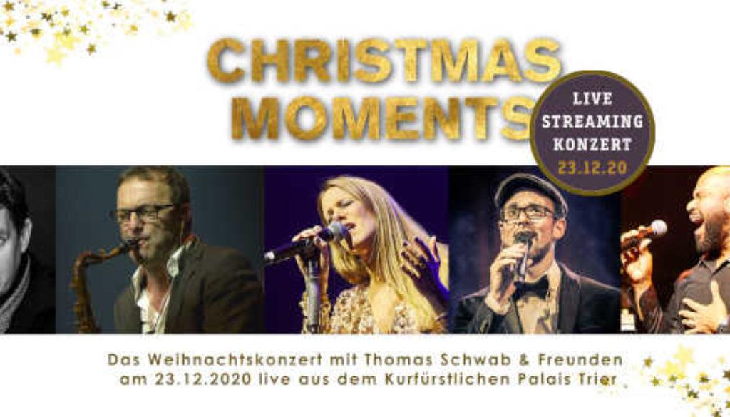 Concert Live : Christmas Moments
